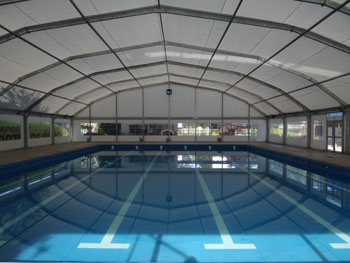 Piscina del polideportivo de u oa ser modernizada for Piscina polideportivo