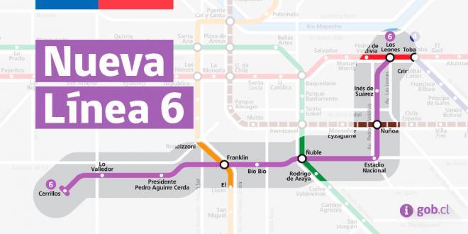 Ocho de las 10 Estaciones de la Línea 6 Están Listas: Solo ...